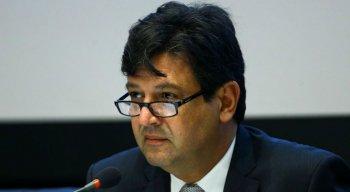 O primeiro caso do novo coronavírus no Brasil foi confirmado pelo ministro da Saúde, Luiz Henrique Mandetta
