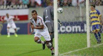 Didira marcou duas vezes na vitória do Santa Cruz diante do Freipaulistano
