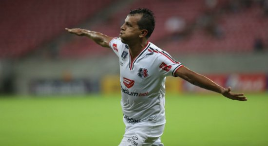 Autor de dois gols, Didira exalta volta por cima no Santa Cruz