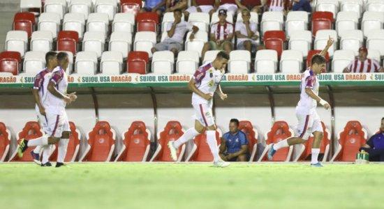 Nos pênaltis, Afogados vence Atlético Mineiro e está classificado na Copa do Brasil