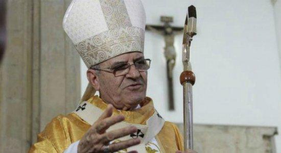 Arquidiocese divulga boletim médico com estado de saúde de dom Fernando Saburido