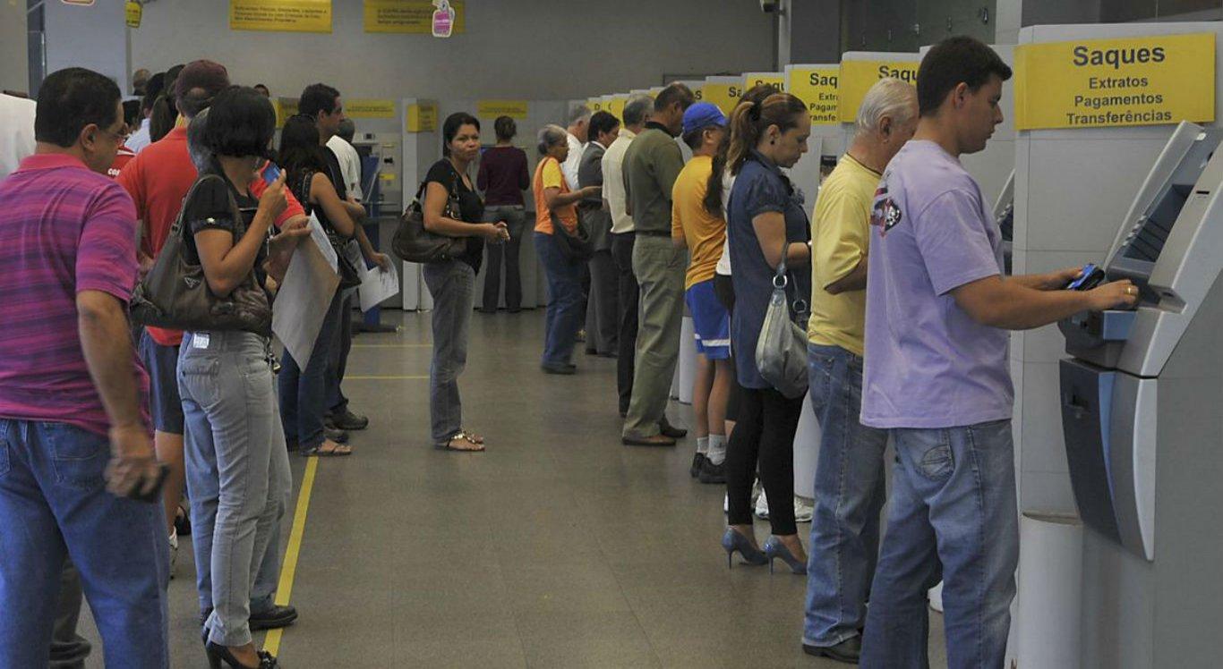 Bancos voltam a funcionar nesta quarta-feira após o Carnaval