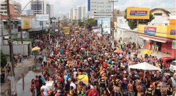 O bloco Camburão da Alegria ocorre neste sábado (29), na Avenida Doze de Março, em Bairro Novo, Olinda