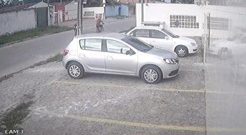 O crime aconteceu em Maceió