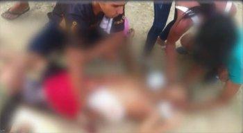 De acordo com a Polícia Civil de Pernambuco, o homem foi agredido com um gargalo de garrafa, no abdômen.