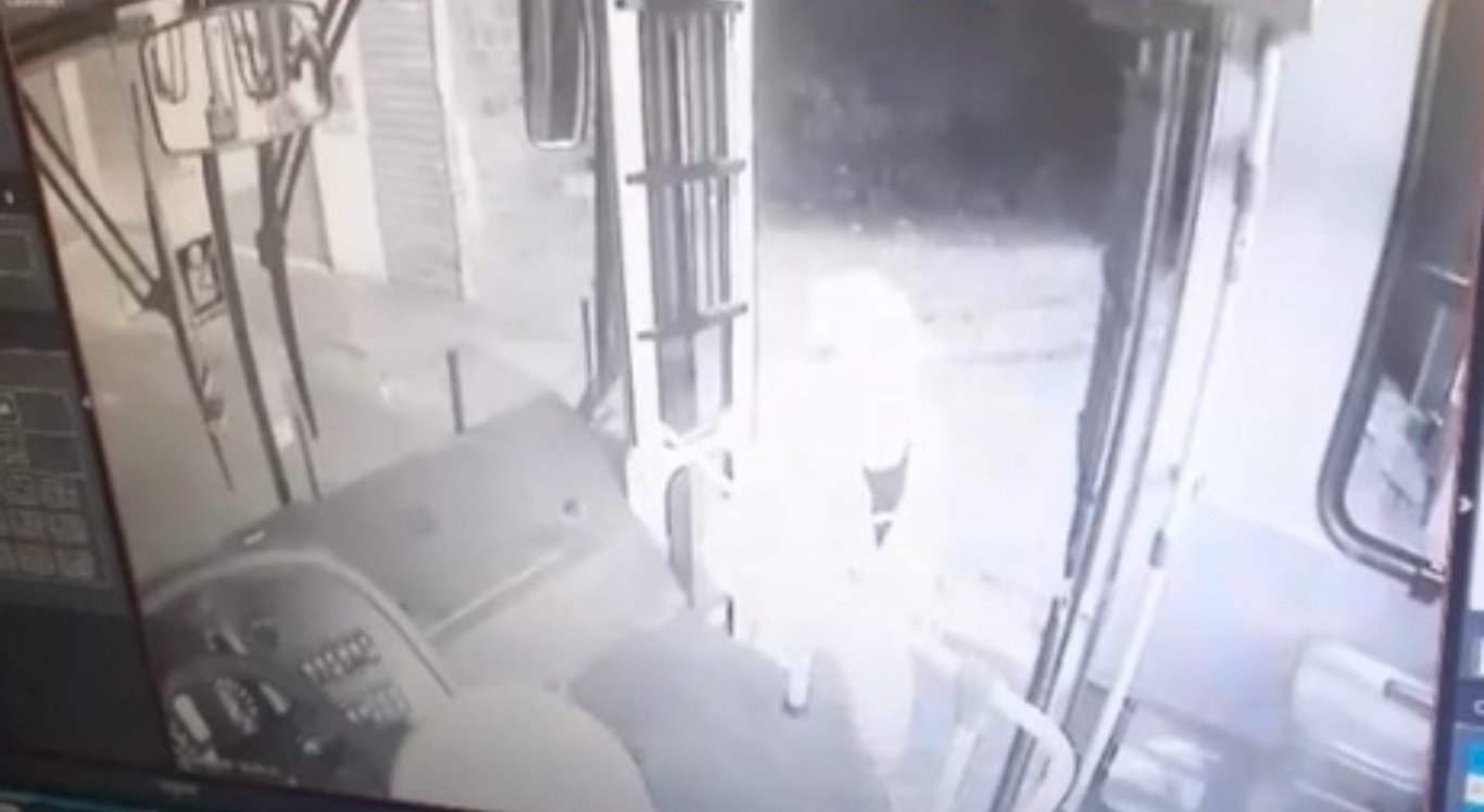 Suspeito de atirar em motorista é preso