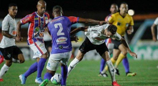 Jogadores do Afogados treinam sem contrato enquanto aguardam definição do retorno do Pernambucano
