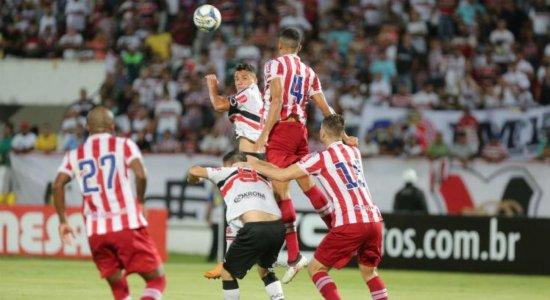 Além de portões fechados, futebol em Pernambuco terá redução de funcionários
