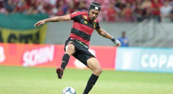 Hernane Brocador critica atuação do ataque do Sport