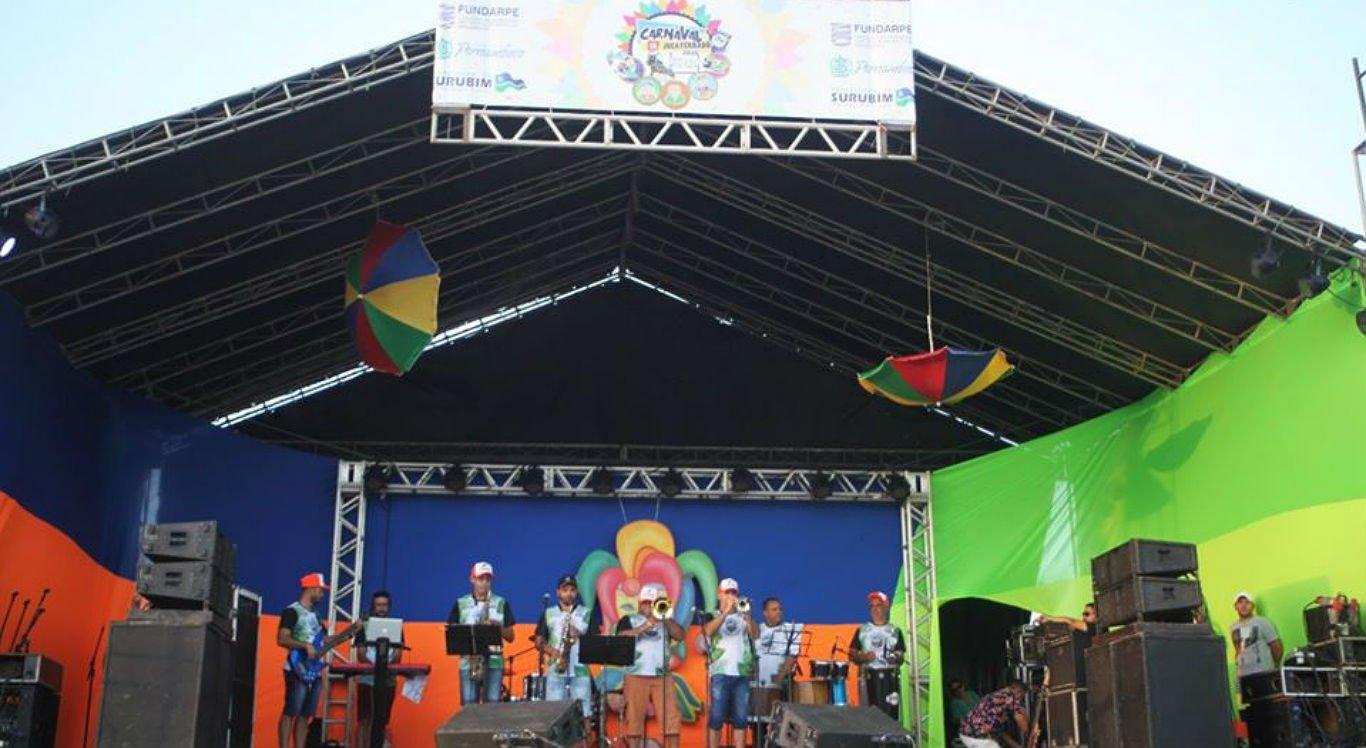 Carnaval de Surubim vai até o próximo domingo