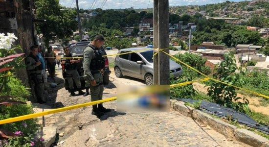 Homem é assassinado a tiros na Zona Norte do Recife