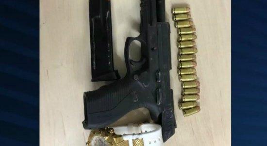 Líder de tráfico de drogas em várias cidades de Pernambuco é preso, diz polícia