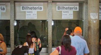 A passagem do Metrô do Recife vai aumentar para R$ 4,00