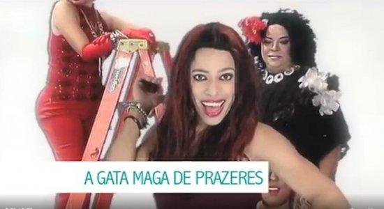 'As Pernambucanas': conheça 'a gata maga de Prazeres', na paródia do Papeiro da Cinderela