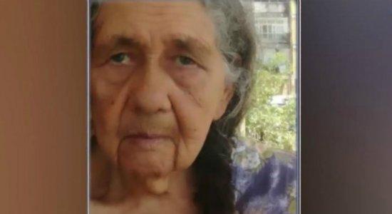 Família pede ajuda para encontrar idosa desaparecida em Igarassu
