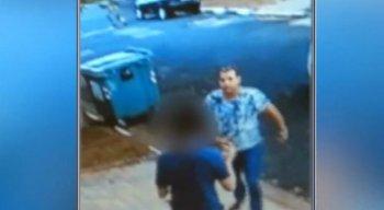O caso foi filmado e exibido no Bronca 24h desta quarta-feira (4).