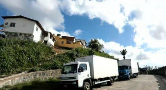Idosa morre carbonizada dentro de casa durante incêndio em Jaboatão