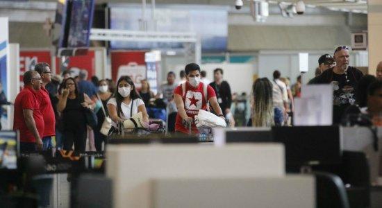 Coronavírus: governo federal proíbe entrada de estrangeiros no país por 30 dias