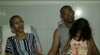 Iara Ferreira luta contra um câncer e quer acompanhar o crescimento da filha
