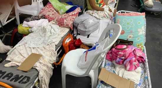 Familiares de pacientes denunciam descaso no Hospital Otávio de Freitas e MPPE faz vistoria
