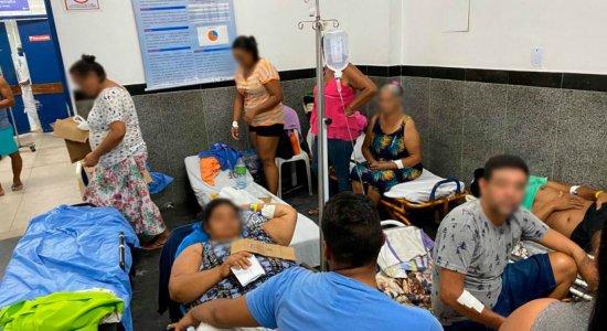 MPPE identifica falta de higiene e de climatização no Hospital Otávio de Freitas