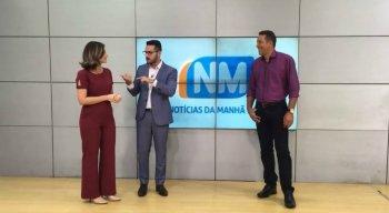 O Notícias da Manhã foi exibido pela última vez nesta sexta-feira (6). As mudanças acontecem no Bronca 24h e no TV Jornal Meio Dia