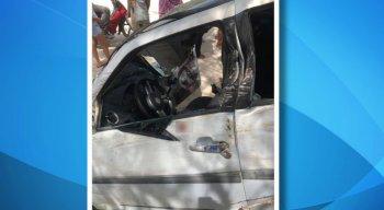 O acidente aconteceu na última quinta-feira (08)