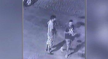 O suspeito foi autuado em flagrante e encaminhado para audiência de custódia.