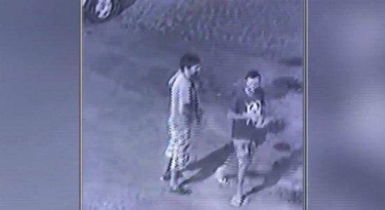 Vídeo mostra momento em que homem é assassinado em Caruaru