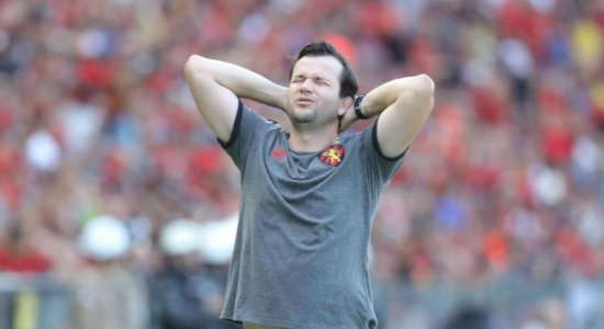 Daniel Paulista demonstra preocupação com desempenho ofensivo do Sport