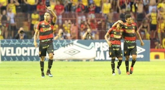 Concorra a uma camisa oficial do Sport durante transmissão da TV Jornal na Copa do Nordeste