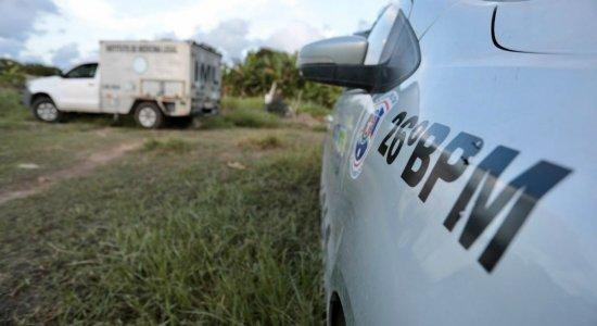 Homem é morto em Igarassu e policiais são recebidos a tiros