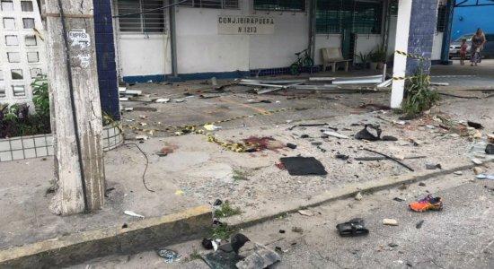 Uma pessoa morre e duas ficam feridas após acidente em Olinda