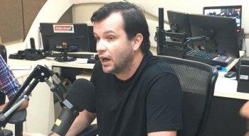 Técnico Daniel Paulista é entrevistado no Fórum Esportivo