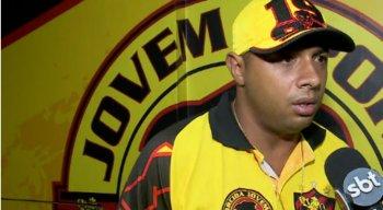 Presidente da Torcida Jovem do Sport, Henrique Marques, questionou a decisão de acabar com as torcidas organizadas