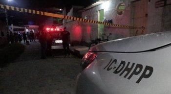 Segundo a perícia, o jovem foi morto com cinco tiros