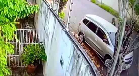 Moradores relatam insegurança e onda de assaltos no bairro de Setúbal