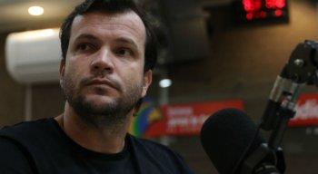 O técnico Daniel Paulista participou do programa Fórum Esportivo, da Rádio Jornal.