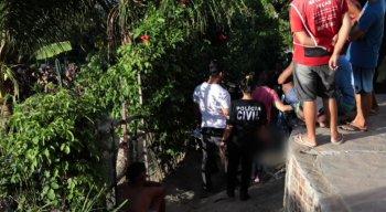 O crime aconteceu por volta das 13h dessa segunda-feira (9), na Rua F, em Vila Rica