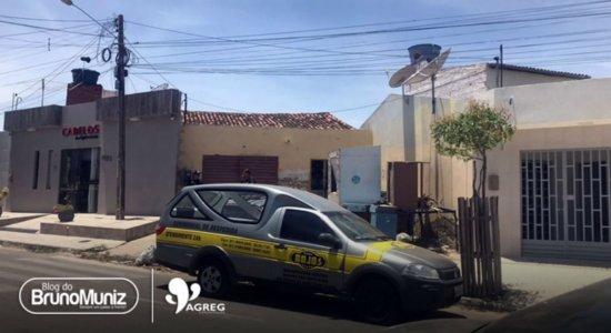 Crime aconteceu no bairro São Cristóvão, em Santa Cruz do Capibaribe