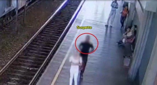Homem é detido em flagrante por importunação sexual no Metrô do Recife