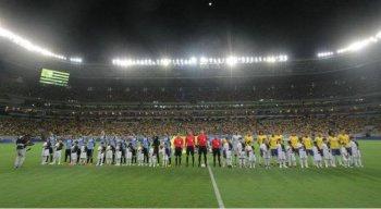Seleção brasileira jogará na Arena de Pernambuco