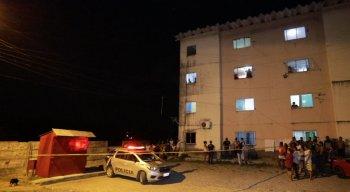 Ainda segundo a polícia, o rapaz era ex-presidiário onde já cumpriu pena por homicídio