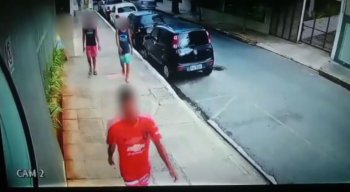 Os residentes afirmam que três suspeitos estão praticando crimes frequentes na área.