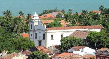 O dia do aniversário de Olinda é considerado feriado no município
