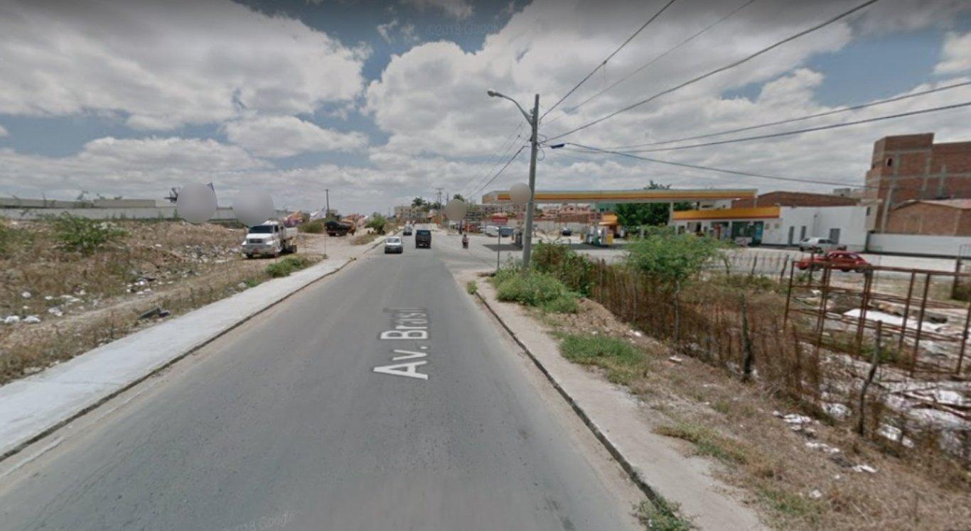 Crime ocorreu na Avenida Brasil, em Caruaru