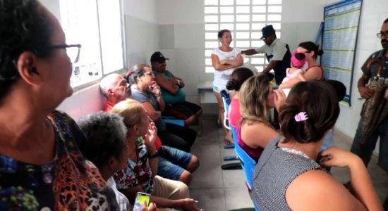 População sofre com descaso em Posto de Saúde no Cordeiro