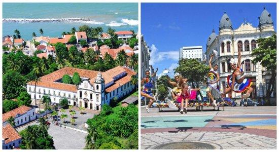 Confira a programação de aniversário de Olinda e Recife