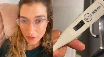 A influenciadora digital Gabriela Pugliesi confirmou ter coronavírus em um vídeo no Instagram