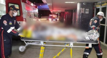 A polícia tenta identificar os agressores e já deu início as investigações.